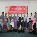 Tim Trainer dan peserta pelatihan Korwil Bali